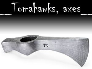 Tomahawks/Axes
